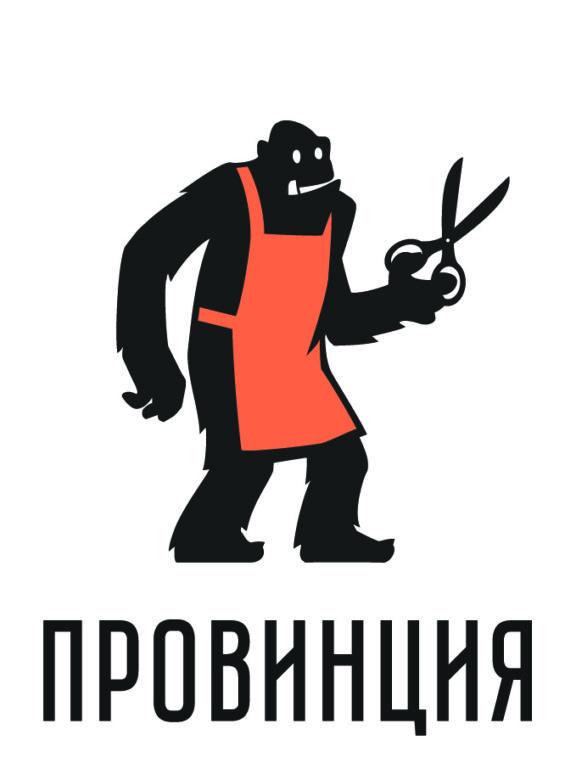 Логотип и маскот «Провинция»